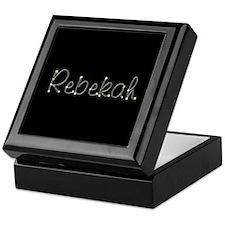 Rebekah Spark Keepsake Box