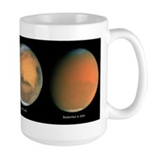 Mars Perfect Storm Mug