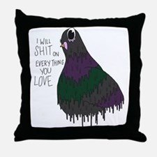 Everything You Love Throw Pillow
