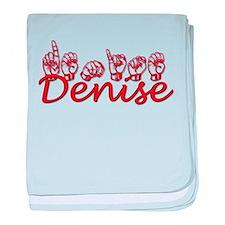 Denise baby blanket