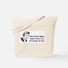 Cornhole Humor Tote Bag