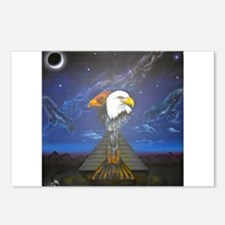 Condor and Eagle Reunite Postcards (Package of 8)