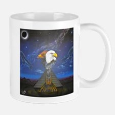 Condor and Eagle Reunite Mug
