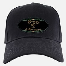 Psalm 16 1 Green Vines Baseball Hat