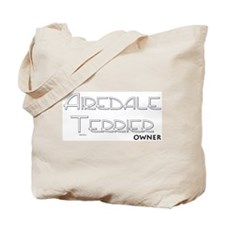 Airedale Terrier Owner Tote Bag