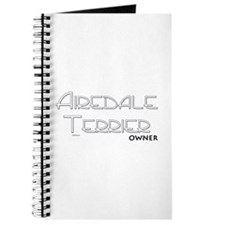 Airedale Terrier Owner Journal