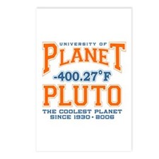 Pluto tshirts and gifts Postcards (Package of 8)