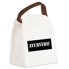 Ayurvedic Canvas Lunch Bag