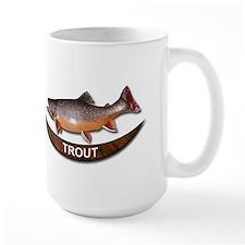 Large Brook Trout Mug