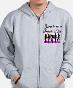 MOVIE STAR Zip Hoodie
