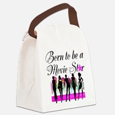MOVIE STAR Canvas Lunch Bag
