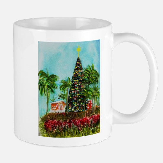 100 ft Christmas Tree Mug