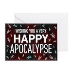 Happy Apocalypse Greeting Card