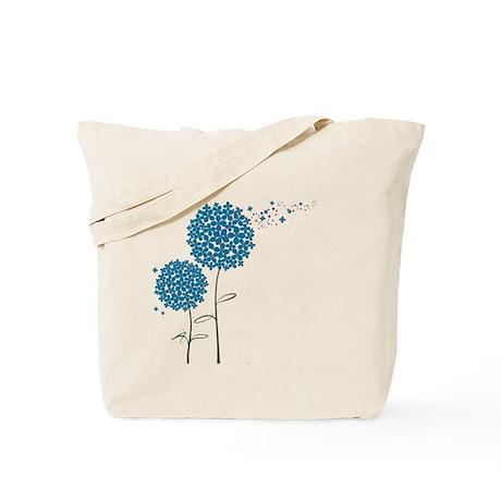 Wishing Weeds Tote Bag