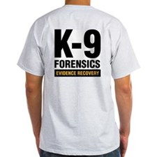 Professional K-9 Forensics T-Shirt