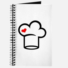 Chef hat cook Journal