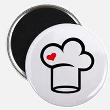 Chef hat cook Magnet