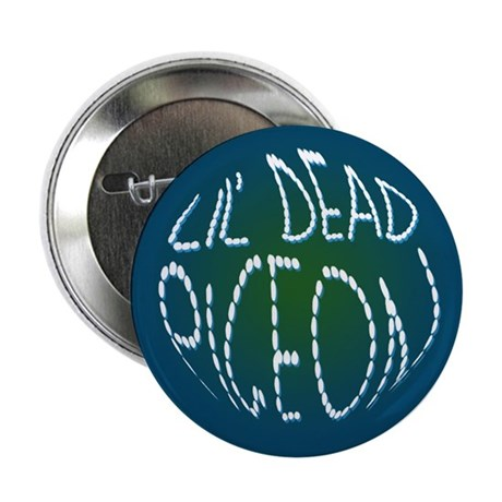 "KiBum ""Lil' Dead Pigeon"" Button"