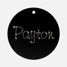 Payton Spark Ornament (Round)