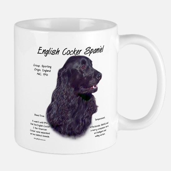 English Cocker (black) Mug
