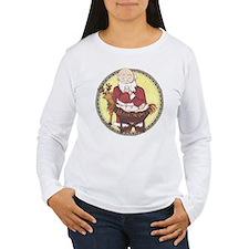 Santa & Baby Jesus T-Shirt