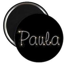 Paula Spark Magnet