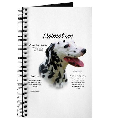 Black Dalmatian Journal