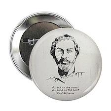 """Walt Whitman 2.25"""" Button"""