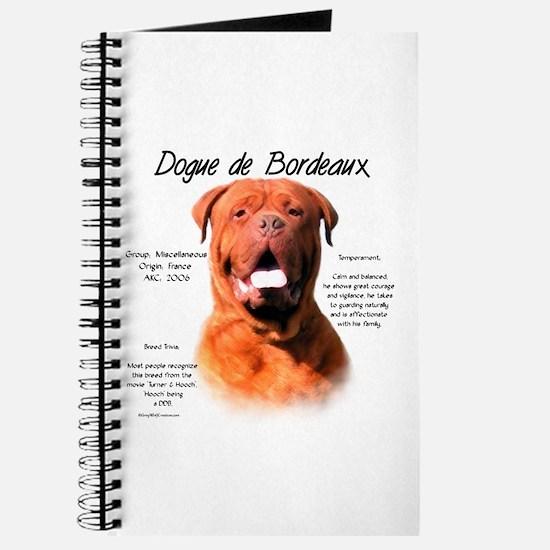Dogue de Bordeaux Journal