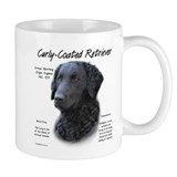 Curly coated retriever gifts Small Mugs (11 oz)