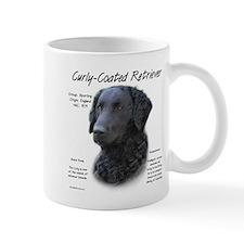 Curly-Coated Retriever Small Mug