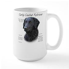 Curly-Coated Retriever Mug