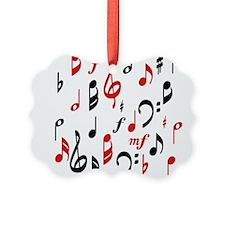 Cute Tuning keys Ornament