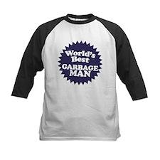 Worlds best Garbage Man Tee