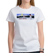 Winter Wonderland - British Columbia Tee