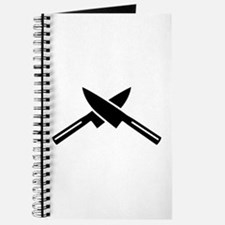 Crossed knives Journal
