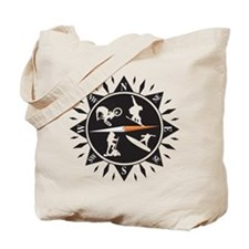 Adventure Compass Tote Bag