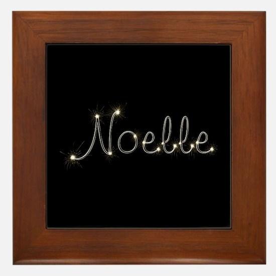 Noelle Spark Framed Tile