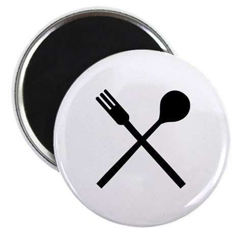 Cutlery fork spoon Magnet