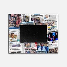 Obama Nominated Collage Picture Frame