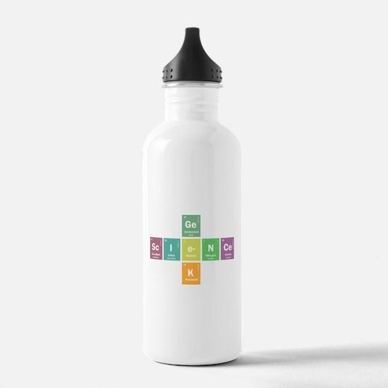 Geek science Sports Water Bottle