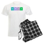 Genius Men's Light Pajamas