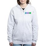 Genius Women's Zip Hoodie