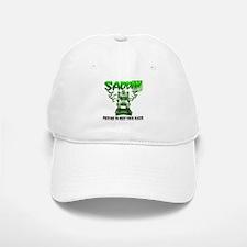 Saddam, Prepare To Meet Your Baseball Baseball Cap