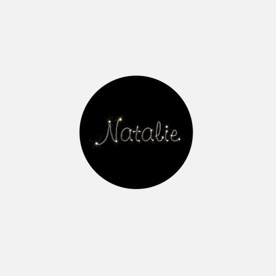 Natalie Spark Mini Button
