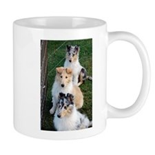Collie Trio.png Mug