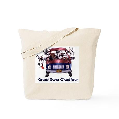 Dane Chauffeur Tote Bag