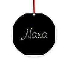 Nana Spark Ornament (Round)