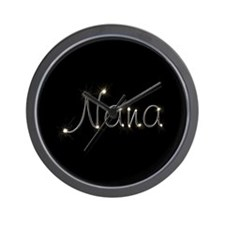 Nana Spark Wall Clock