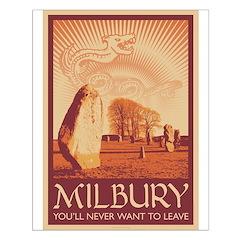 Milbury Posters